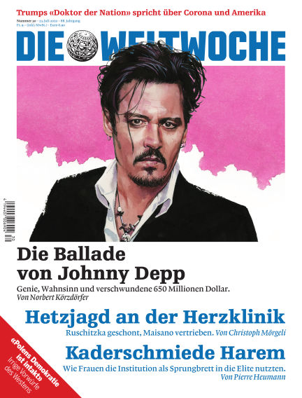 Die Weltwoche July 23, 2020 00:00