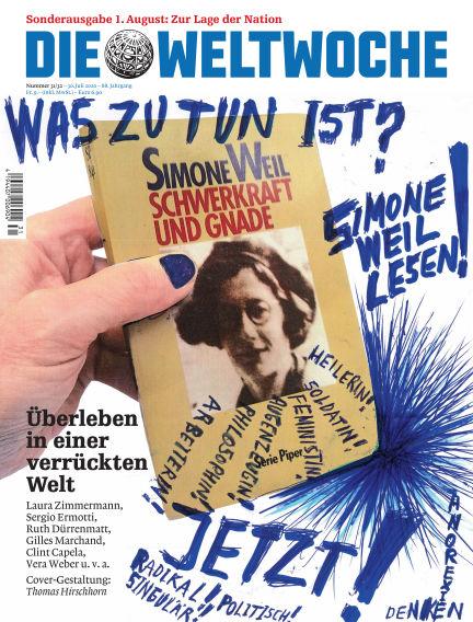 Die Weltwoche July 30, 2020 00:00