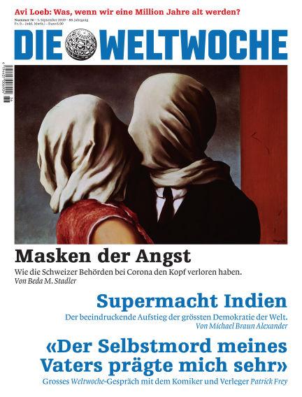 Die Weltwoche September 03, 2020 00:00