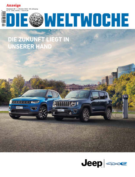 Die Weltwoche October 01, 2020 00:00