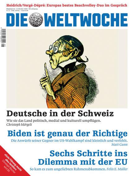 Die Weltwoche October 08, 2020 00:00