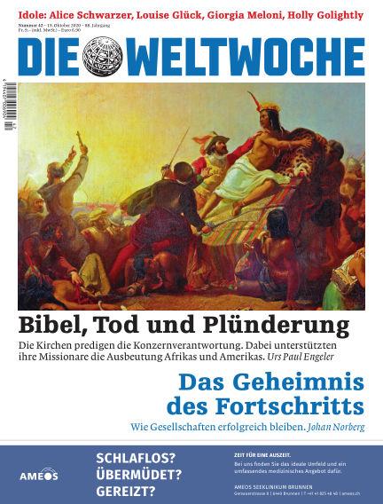 Die Weltwoche October 15, 2020 00:00