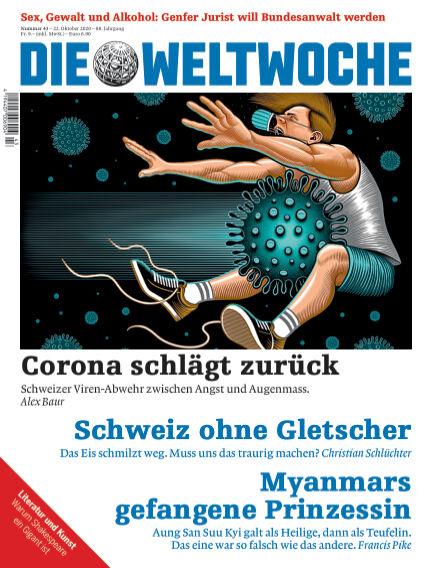 Die Weltwoche October 22, 2020 00:00