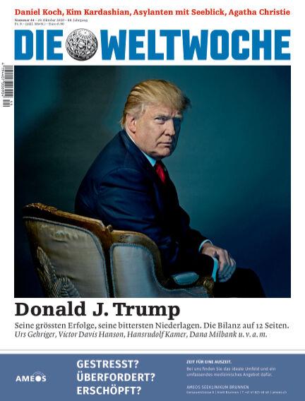 Die Weltwoche October 29, 2020 00:00