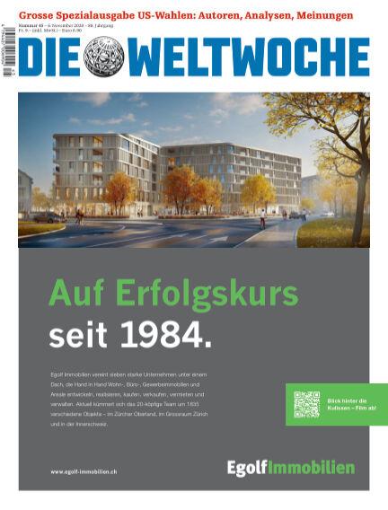 Die Weltwoche November 05, 2020 00:00
