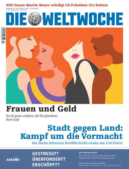 Die Weltwoche December 10, 2020 00:00