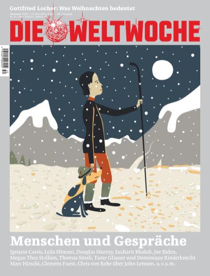 Die Weltwoche December 23, 2020 00:00