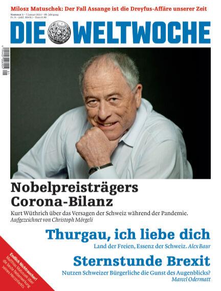 Die Weltwoche January 07, 2021 00:00