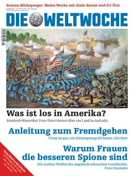 Die Weltwoche January 14, 2021 00:00