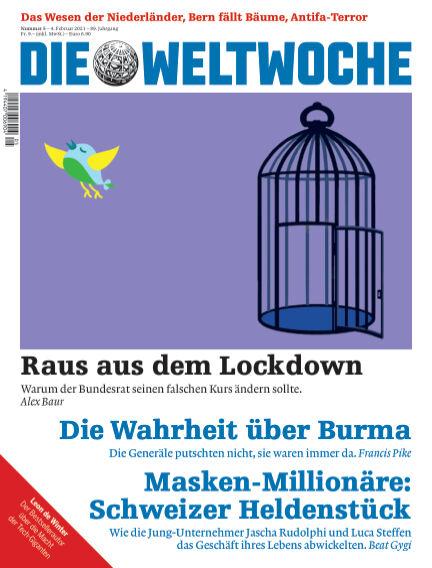 Die Weltwoche February 04, 2021 00:00