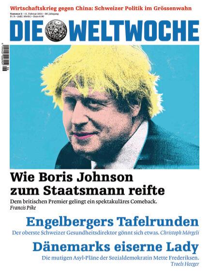 Die Weltwoche February 11, 2021 00:00