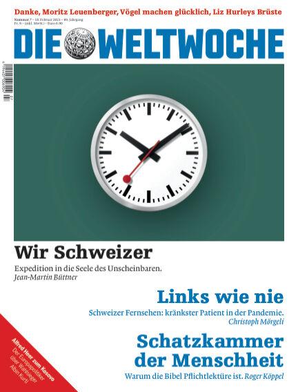 Die Weltwoche February 18, 2021 00:00