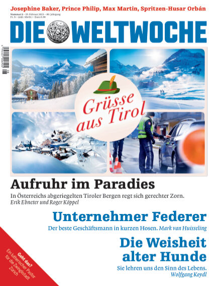 Die Weltwoche February 25, 2021 00:00
