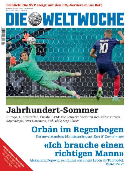 Die Weltwoche July 01, 2021 00:00