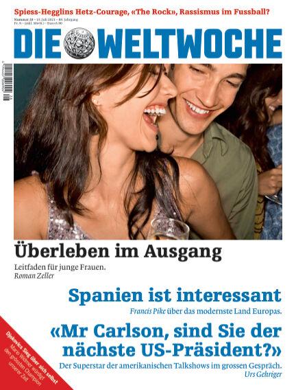 Die Weltwoche July 15, 2021 00:00