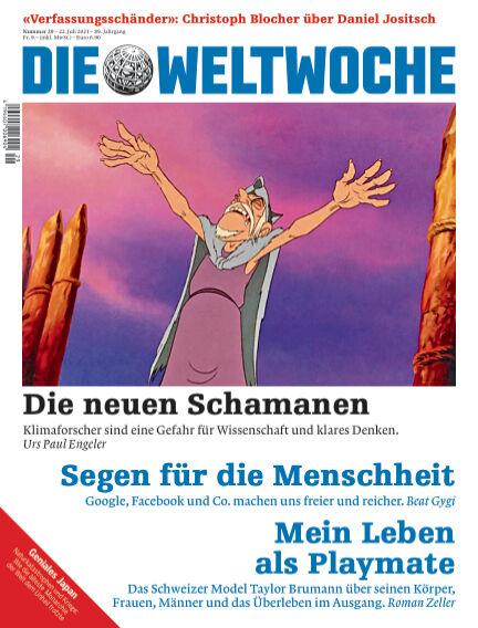Die Weltwoche July 22, 2021 00:00