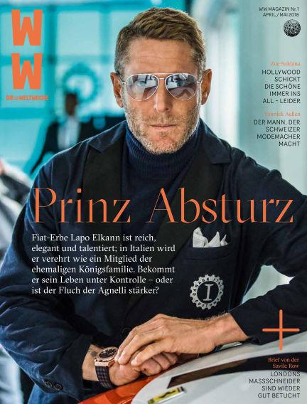 WW Magazin April 26, 2018 00:00