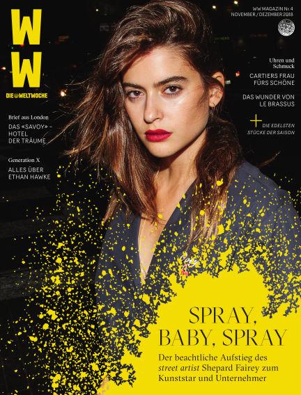 WW Magazin November 22, 2018 00:00