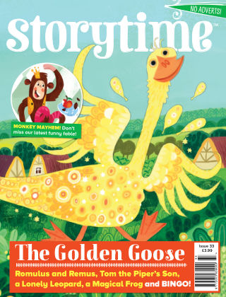 Storytime Issue 33
