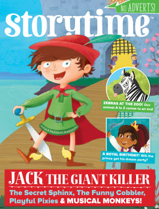 Storytime Issue 45