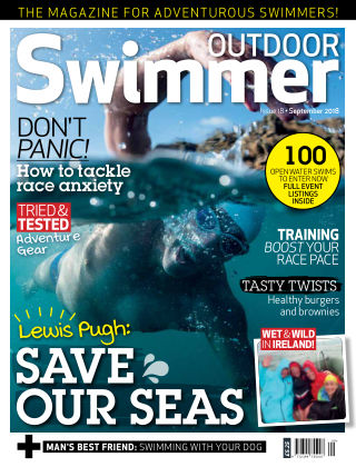 Outdoor Swimmer magazine September2018