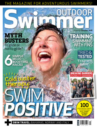 Outdoor Swimmer magazine October2018