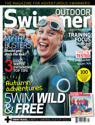 Outdoor Swimmer magazine November2018