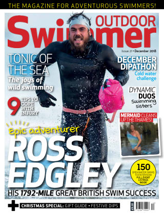 Outdoor Swimmer magazine December2018