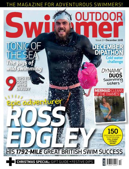 Outdoor Swimmer magazine December 01, 2018 00:00