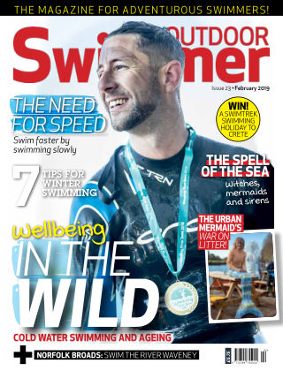 Outdoor Swimmer magazine February2019