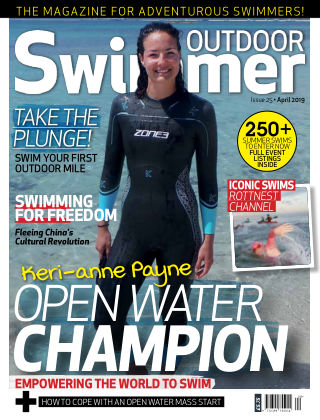 Outdoor Swimmer magazine April2019