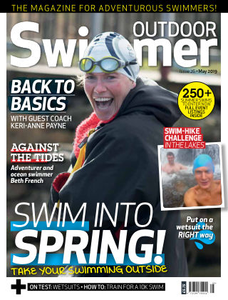 Outdoor Swimmer magazine May2019