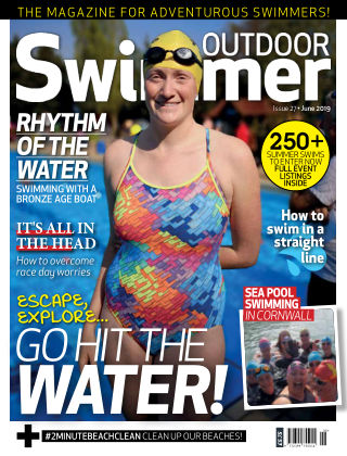 Outdoor Swimmer magazine June2019