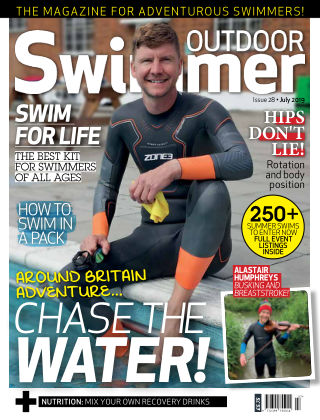 Outdoor Swimmer magazine July2019