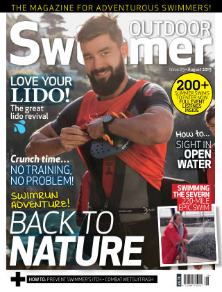 Outdoor Swimmer magazine August2019