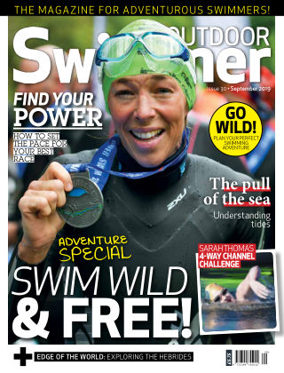 Outdoor Swimmer magazine September2019