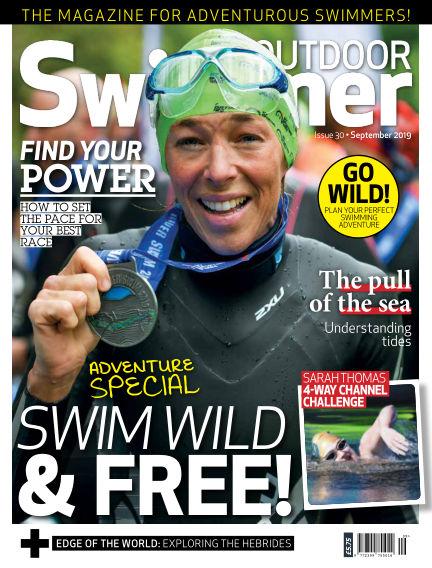 Outdoor Swimmer magazine August 21, 2019 00:00