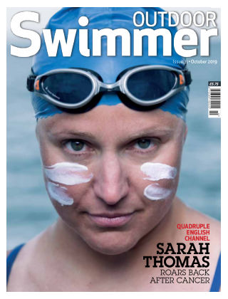 Outdoor Swimmer magazine October2019