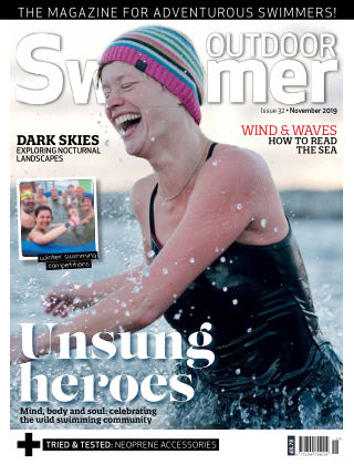 Outdoor Swimmer magazine November2019
