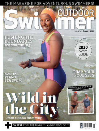 Outdoor Swimmer magazine January2020