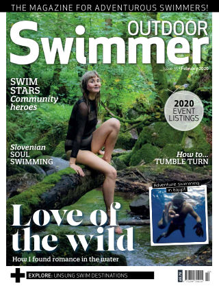 Outdoor Swimmer magazine February2020