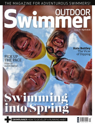 Outdoor Swimmer magazine April 2020
