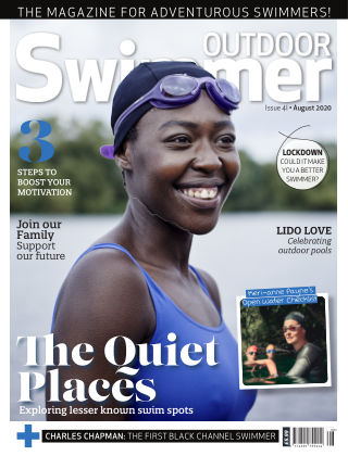 Outdoor Swimmer magazine August 2020