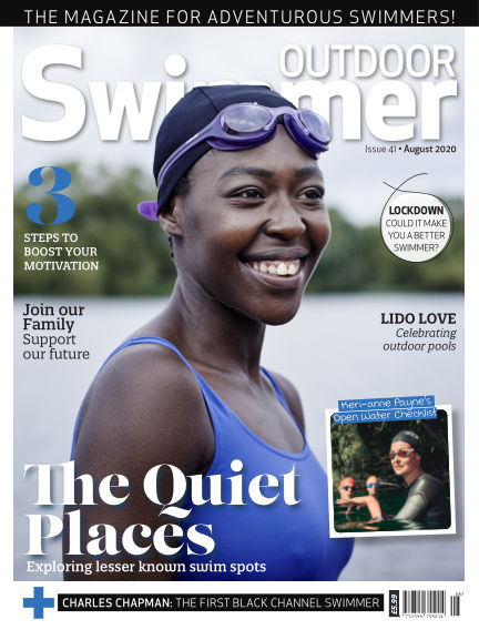 Outdoor Swimmer magazine July 31, 2020 00:00