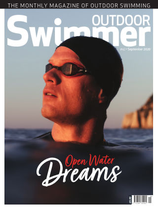 Outdoor Swimmer magazine September 2020