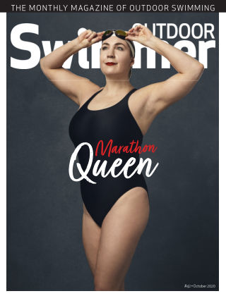 Outdoor Swimmer magazine October 2020