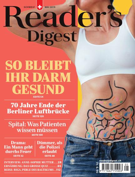 Reader's Digest Schweiz April 29, 2019 00:00
