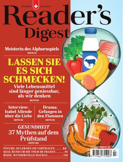 Reader's Digest Schweiz June 24, 2019 00:00