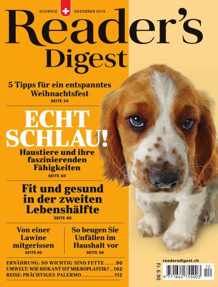Reader's Digest Schweiz November 25, 2019 00:00