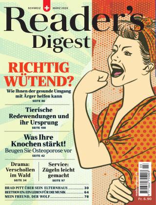 Reader's Digest Schweiz März 2020